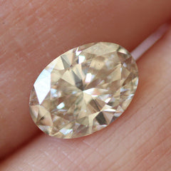 2.15 Oval O VS1 Lab Grown Diamond