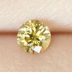 0.29 Autumn Valley Round Brilliant Cut Montana Sapphire