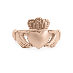 Large Claddagh Ring