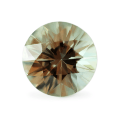 1.77cts AKARA Certified Round Bay Leaf Green Sapphire