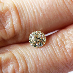 0.92 Vintage Old European Cut Diamond