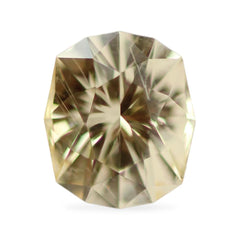 0.75 Orchid Yellow Fancy Style Antique Octagonal Montana Sapphire