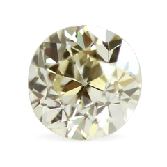 0.92 ct Vintage Old European Cut Diamond