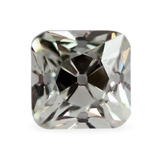 0.50 AKARA Peruzzi Square (Vintage Style Cut dating from 1700) Diamond F VS2