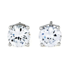 0.45 - 0.65 Carat Nickel-Free Diamond Earrings