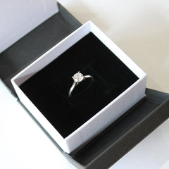 Propose with a Loaner Ring - Fairtrade Jewellery Co.