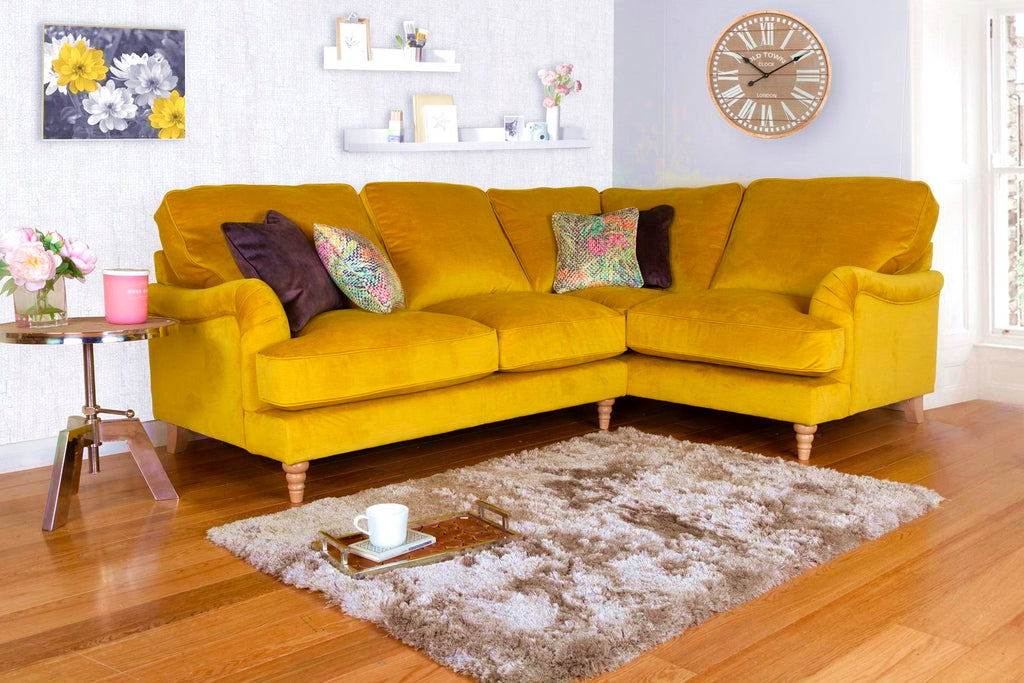 Bardot Super Comfy Elegant Sofas & Armchairs In Your Choice Of Fabrics