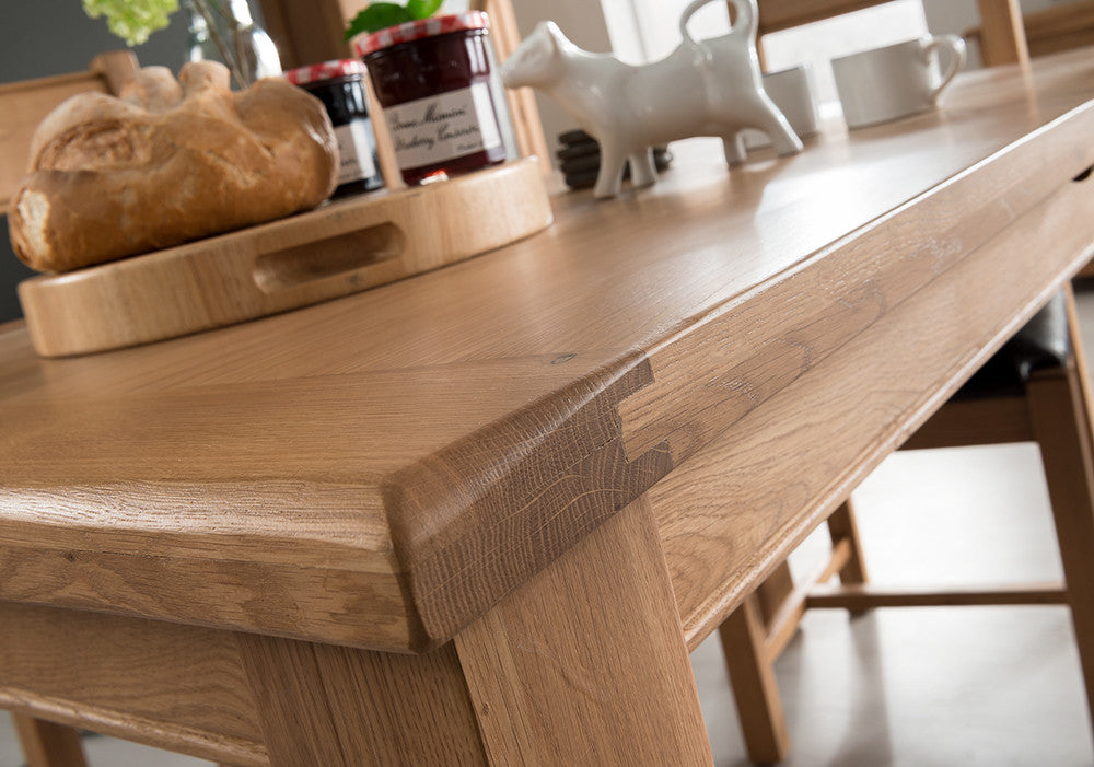Broughton Premium Light Oak Furniture Collection