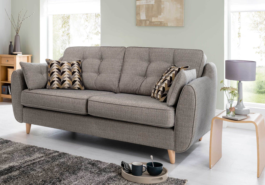 Superbe Daltrey Iconic Mid Century Scandinavian Style Sofa Collection