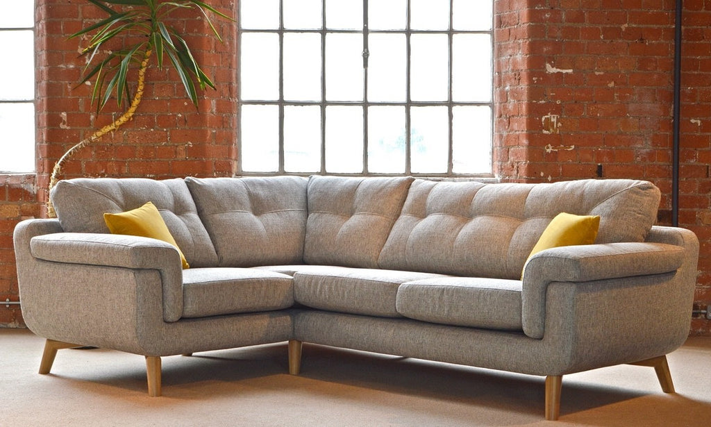 Hockney Contemporary Mid-Century Inspired Sofa Collection