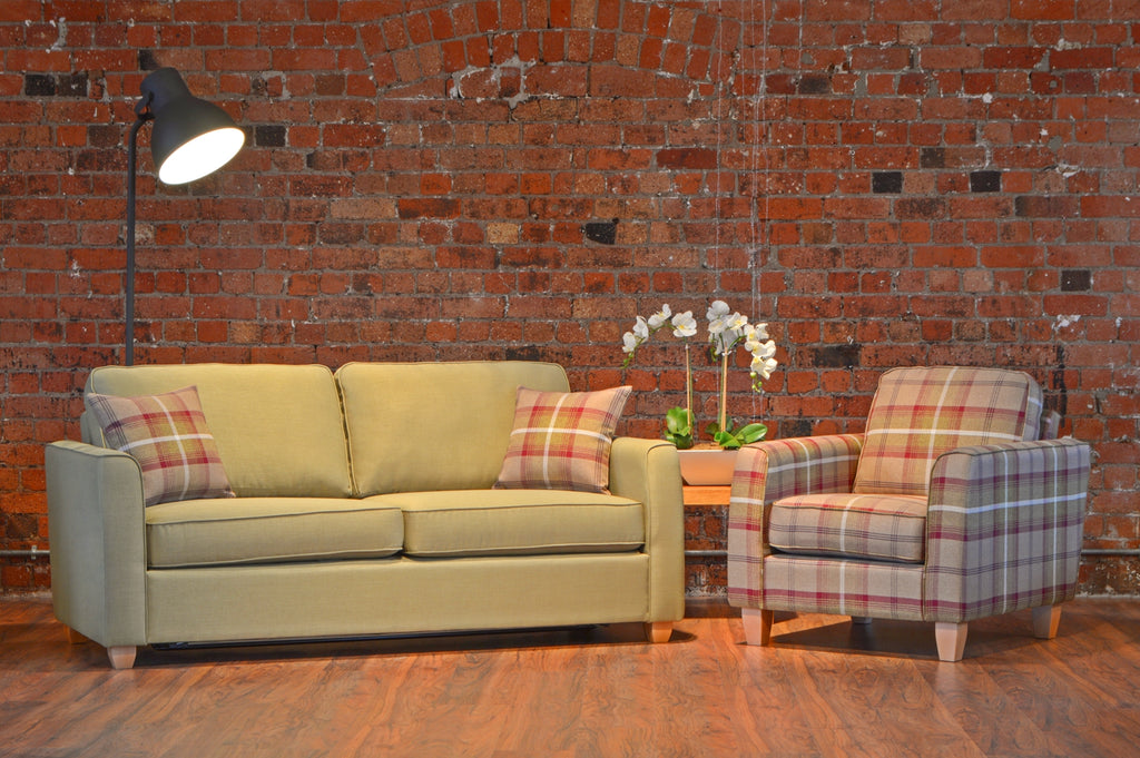 Portland Contemporary Sofa Collection