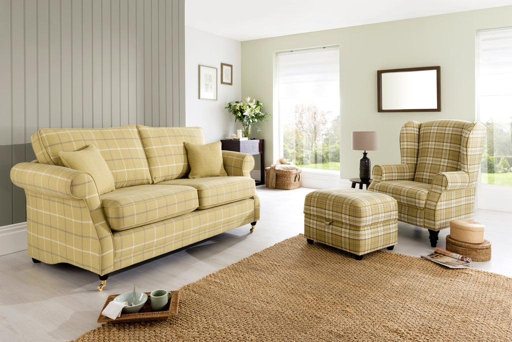 Beautiful Lochinver Elegant Country House Style Sofas & Chairs