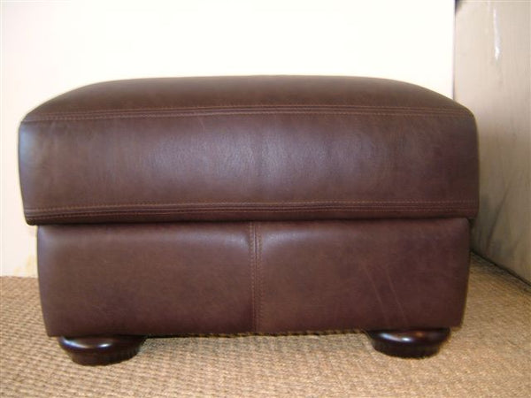 Madison Leather Storage Footstools - Elegant & Stylish From Just £299