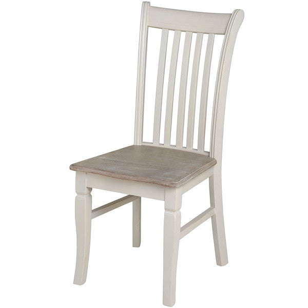 Vermont Rustic Shabby Chic Grand Dining Chair | Free Delivery