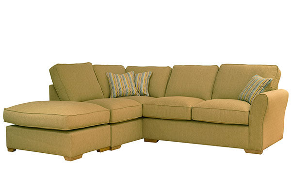 Tyler Sumptuous Left Hand Facing Corner Sofa | Variety Of Colours