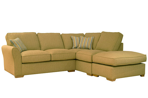 Tyler Sumptuous Right Hand Facing Corner Sofa | Variety Of Colours