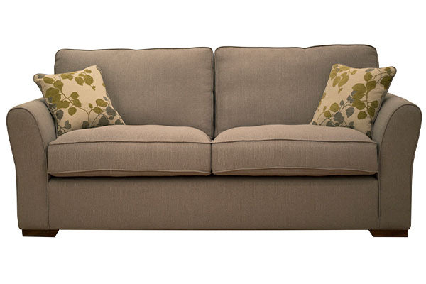 Tyler Sumptuous 3 Seater Sofa | Variety Of Colours