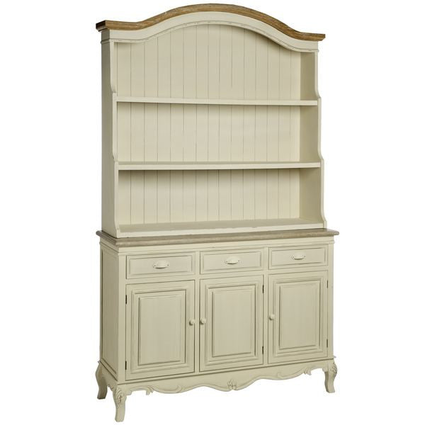 Jolie Country Cream Collection Shabby Chic Dresser
