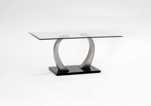 Amaroni Superb Contemporary Glass Coffee Table | Free UK Delivery