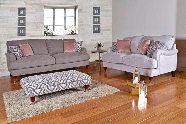 Bardot 3 Seater Sofas - Elegant & Wonderfully Comfy Sofas