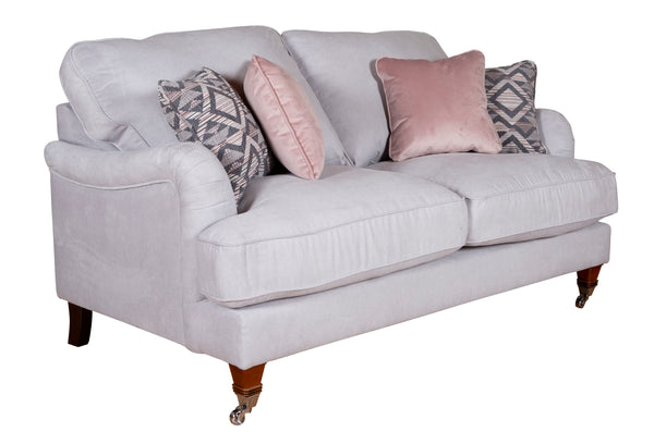 Bardot 2 Seater Sofas - Super Comfy Elegant Sofas In Your Choice Of Fabrics