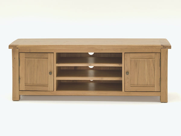 Broughton Premium Light Oak TV Cabinet (1200mm)