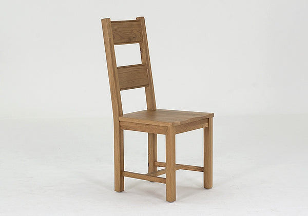 Broughton Light Solid Oak Dining Chair