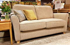1/2 Price High End Store Brooklyn Neutral 2 Seater Sofa - Ready Now!