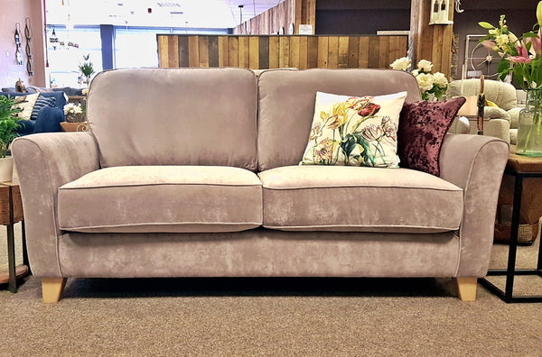 Brooklyn 2 Seater Sofa - Leading Department Store Modern High Back Sofa Range