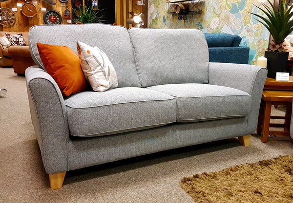 Brooklyn 2 Seater Sofa Beds - Leading Dept Store Modern High Back Sofa Range
