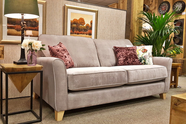 Brooklyn Leading Department Store Modern High Back Four Seater Sofas