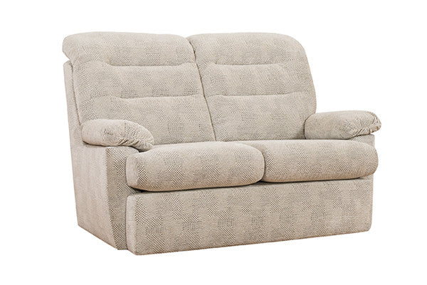 Cambridge High Back 2 Seater Sofas For Comfort With Lumbar