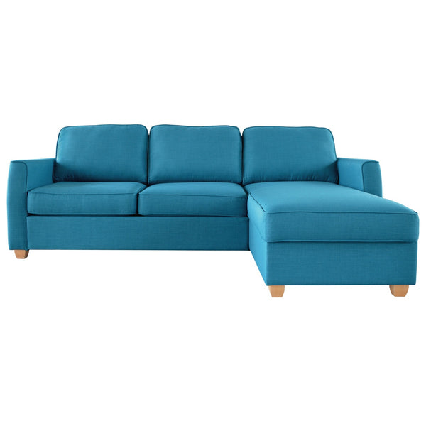 Premium Department Store Portland RHF Chaise Sofa Bed & Storage