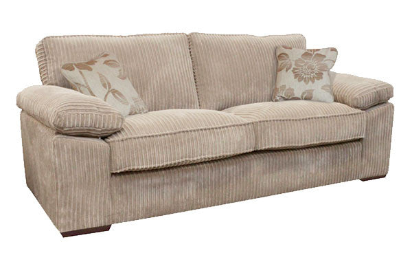 Denver 3 Seater Sofas - Modern Styling & Supremely Comfortable