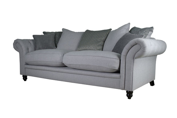Elgin 3 Seater Sofa Standard or Pillow Back & Other Colourways