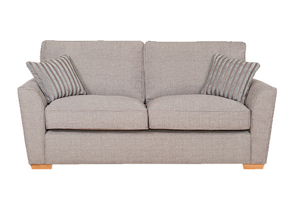 Alexis Super Comfy 3 Seater Sofa | Variety Of Colours