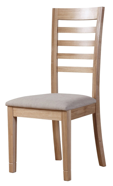 Grosvenor Oak Dining Chairs - 1 X Pair - Superb Quality Oak Dining Chairs