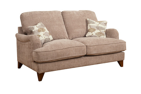 Elegant Garbo 2 Seater Sofa Bed - Choice Of Fabrics & Colours