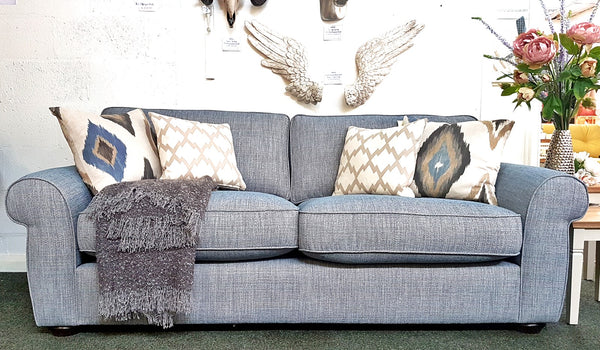Madison Grande Fabric Sofa - Elegant, Stylish Sofas & Armchairs