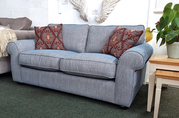 Madison Small Fabric Sofa - Elegant & Stylish