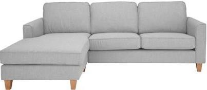 Portia Fabric LHF Chaise End Sofa In A Variety Of Colours - Just £899