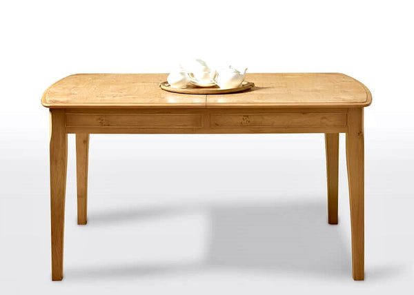 Wood Bros Ludlow Oak Extending Dining Table (RRP £1,309) - Premium Oak Furniture