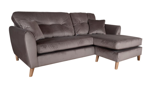 Marius Iconic Retro Designer Style Reversible Chaise Sofas - Lots Of Colourways