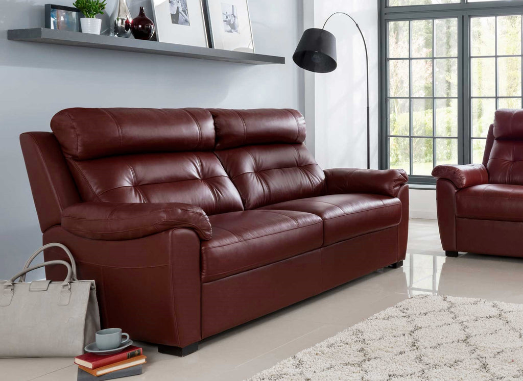 Toscano Luxury Leather Recliner Sofas Armchairs The Interior
