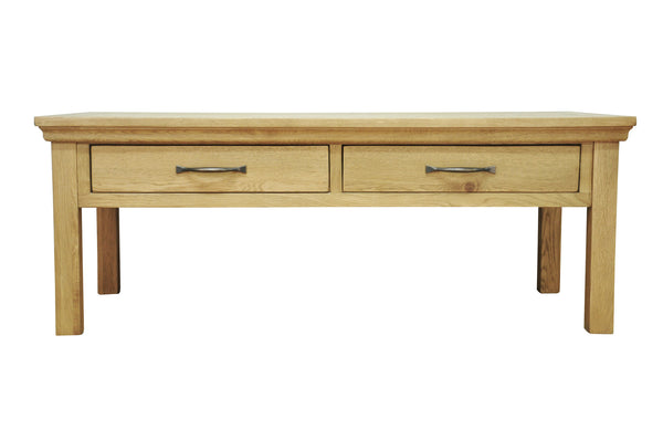 Woburn Oak Large Coffee Table