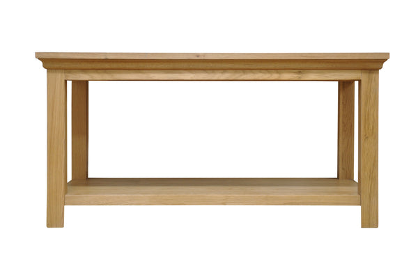 Woburn Oak Medium Coffee Table