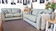 Abbeville 3 & 2 Seater Sofa Set - A Superb Quality Comfy Suite - Only £899