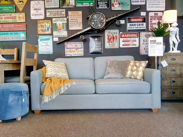 Premium Department Store Portland Sofa Beds (RRP £1,499)