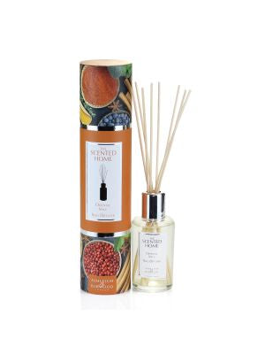 Ashleigh and Burwood  Oriental Spice Reed diffuser Pack of 2
