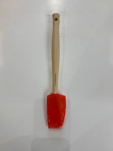 Le Creuset volcanic orange Medium spatula